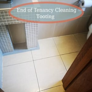 deep cleaning tooting