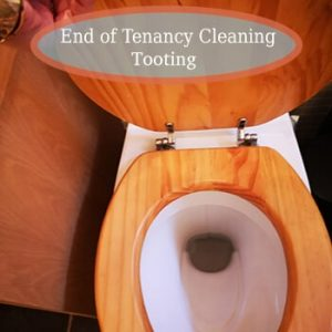 end of tenancy cleaning tooting
