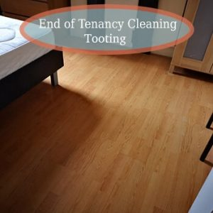 end of tenancy tooting